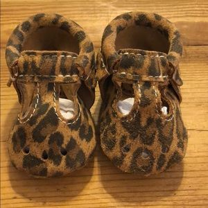 Freshly Picked Leopard Mary Janes